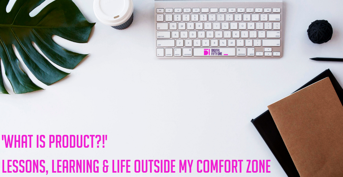 Living and learning outside the comfort zone